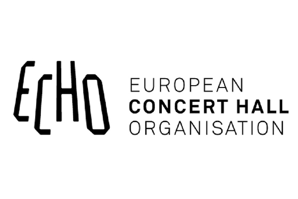Echo Concert Hall Organisation logo