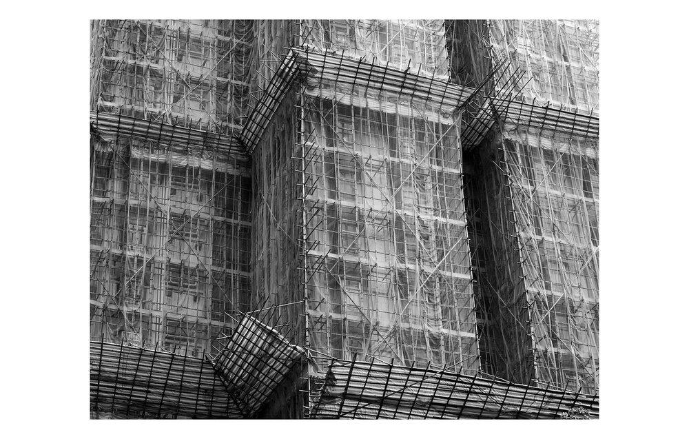 The Horse Latitudes  Construction.  Hong Kong