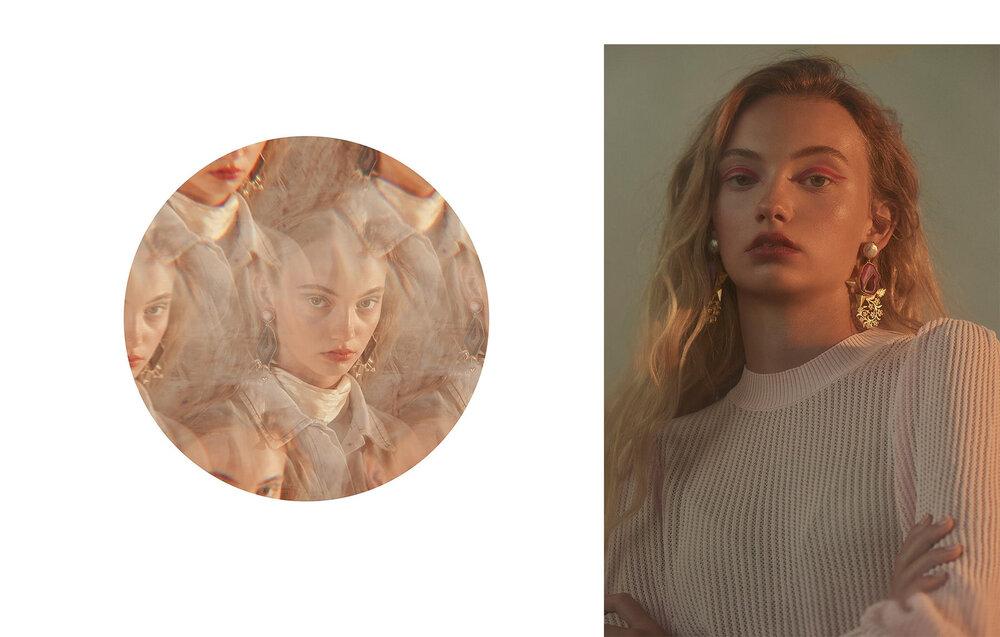 Alexandra Rath for Page One Magazine,  Australia