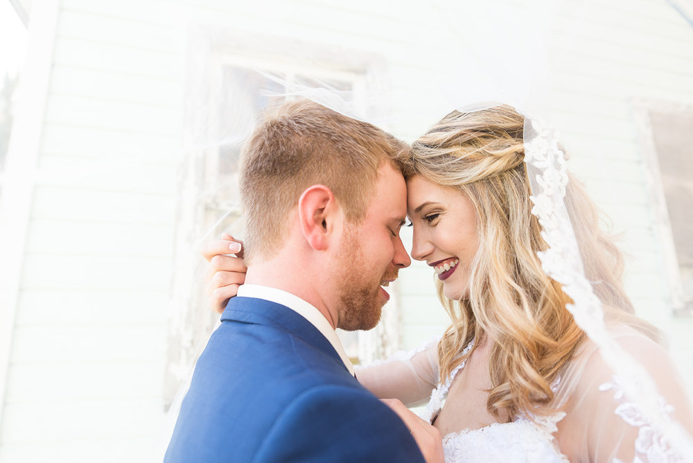Copy of Beautiful Bride and Groom on Wedding Day  |  Life & Art Photography  |  Destination Wedding Photographer