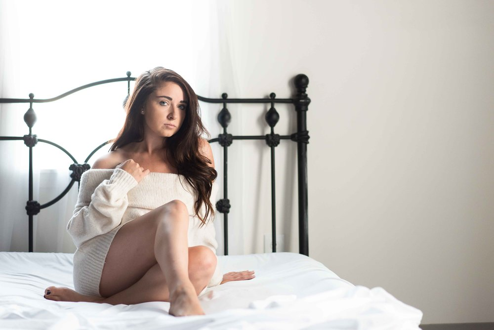 Boudoir Photographer Minneapolis | Life & Art Photography
