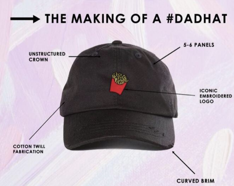 Dad Hats  Trend or Here to Stay  — The Kavalier 7dd8b84a9d7