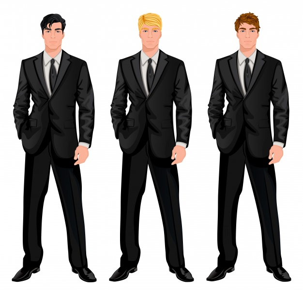 why man should not wear a black suit - freepik.com.jpg