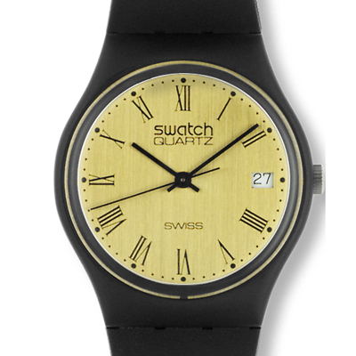 Swatch GB402   Source:    Squiggly's Watch World