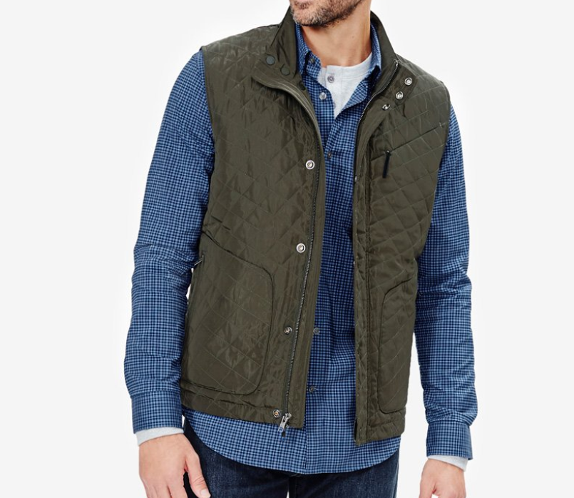 #49 -  Bluffworks Travel Vest