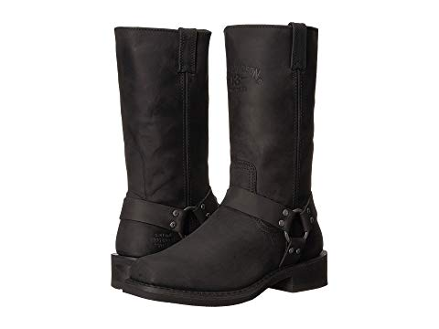 Harley Davidson Bowden Leather Boots  Source: Zappos