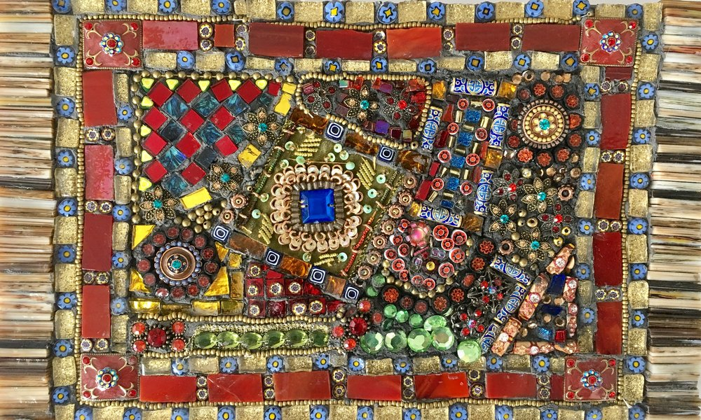 Create a Mosaic Carpet in the Mosaic Tapestry Workshop