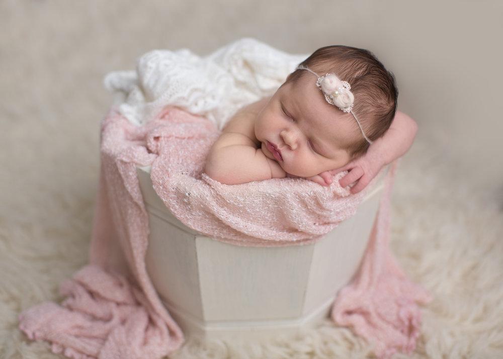 Newborn Photography in Chattanooga
