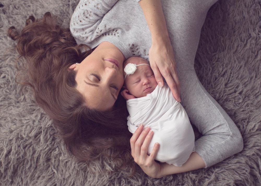 Hixson tn newborn session