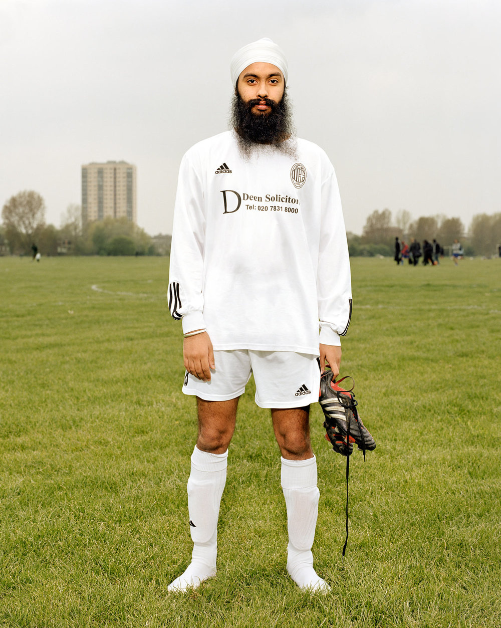 Reality Football / United Colour Asians / London