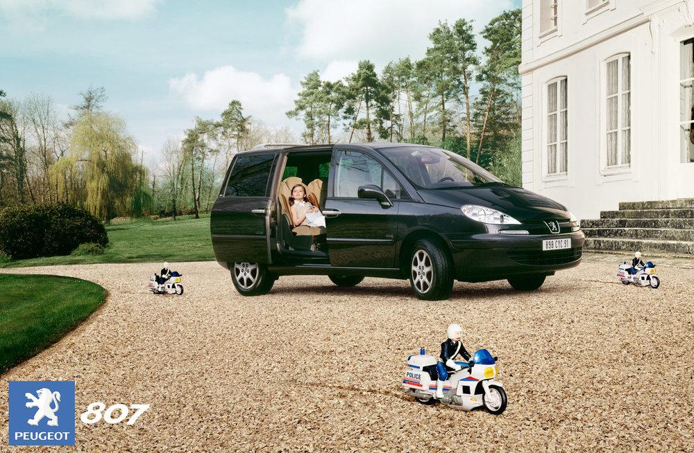 Peugeot / Publicis / Francois Lelong