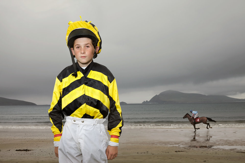The Ballyferriter Races / County Kerry / Ireland