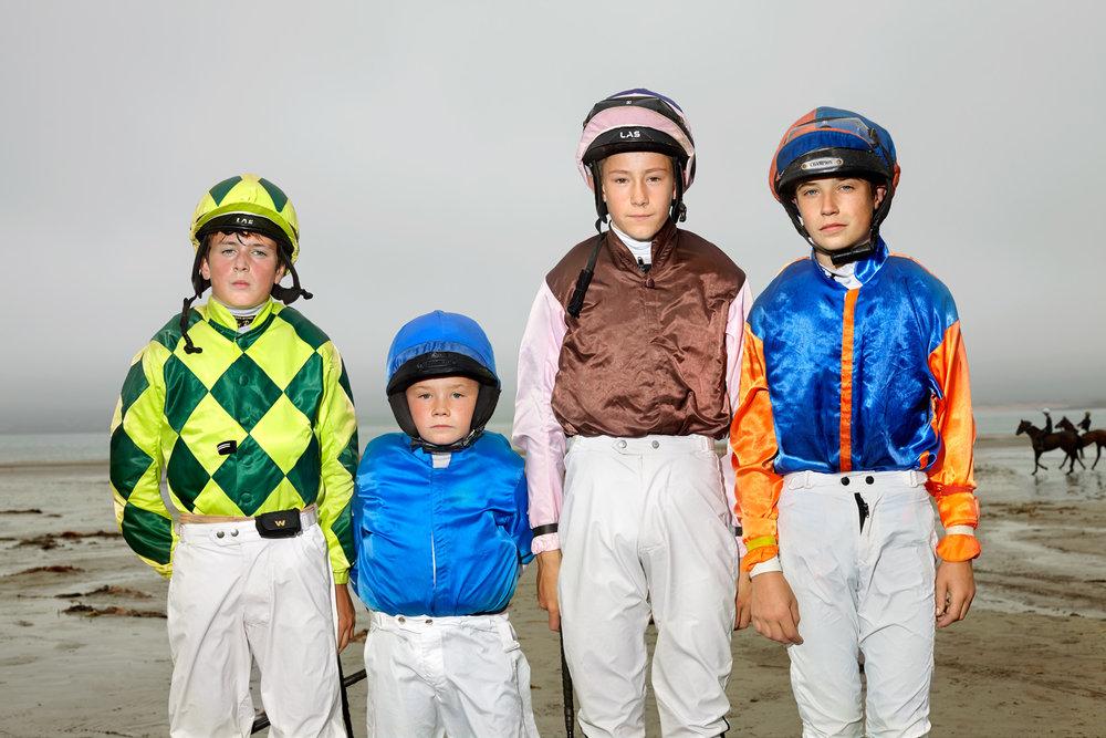 The Ballyferriter Races / Ireland