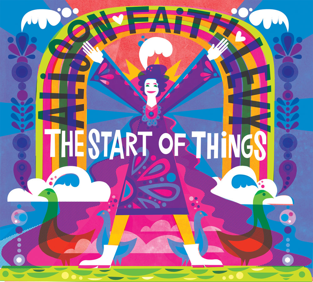 The Start of Things CD