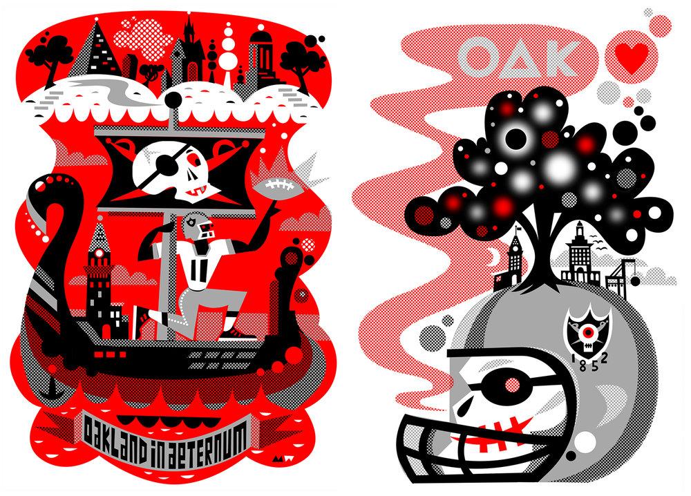 Oakland In Aeturnum
