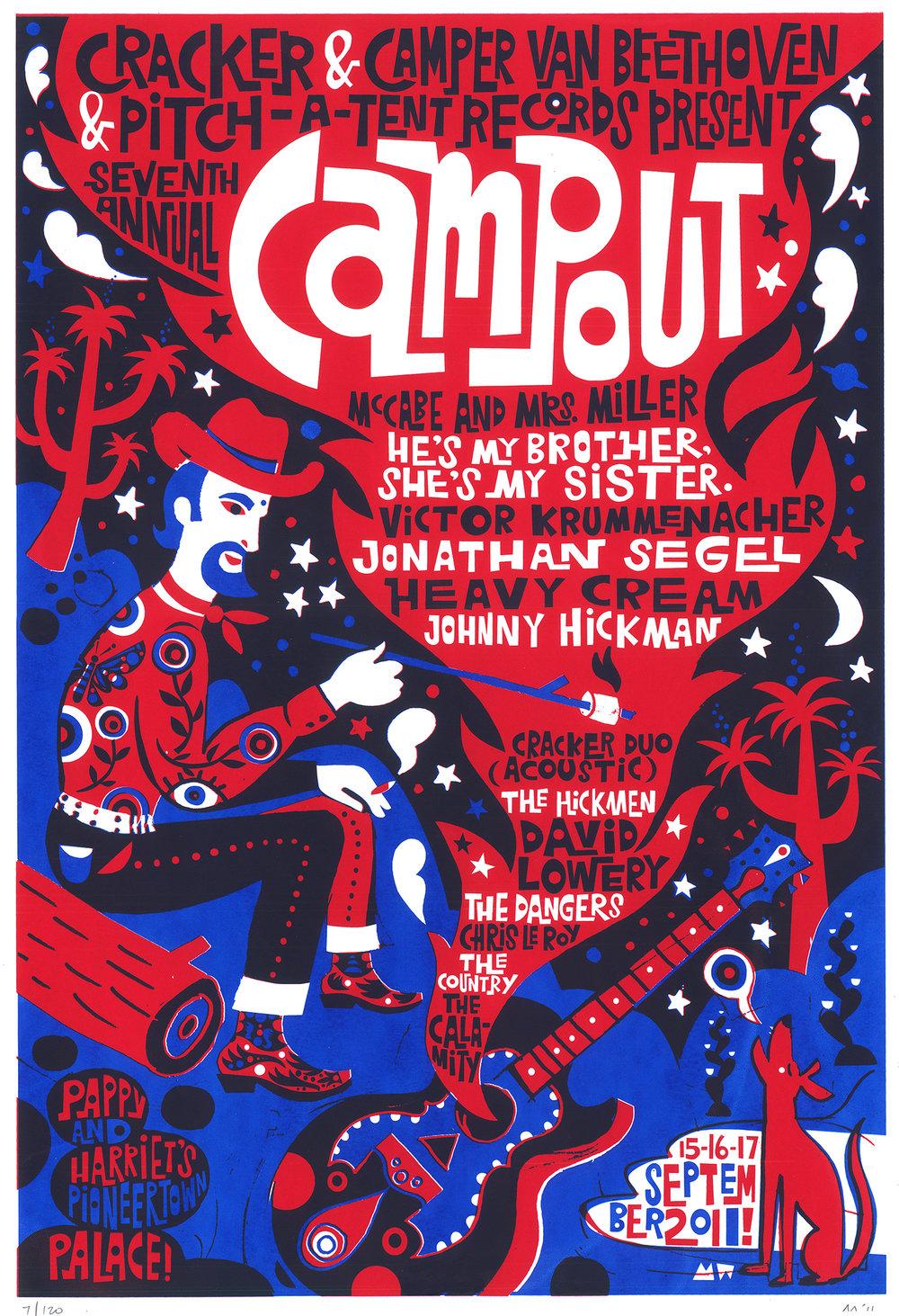 Campout 2011