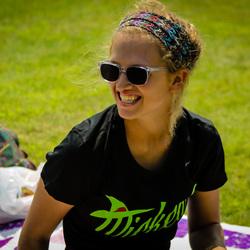 #7 Cassandra Gillespie