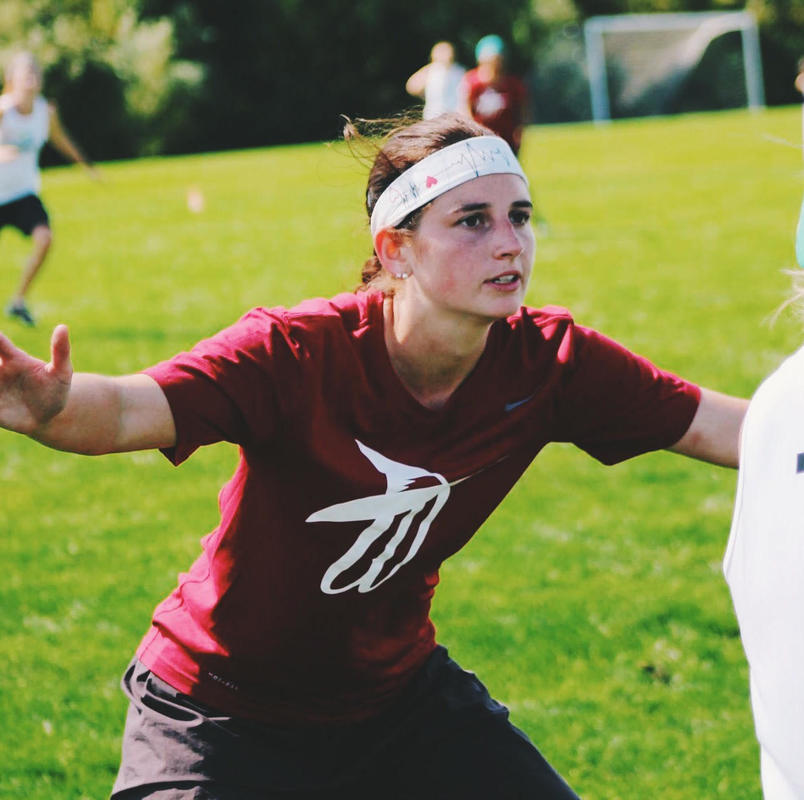 #19 Jenna Galletta - Captain