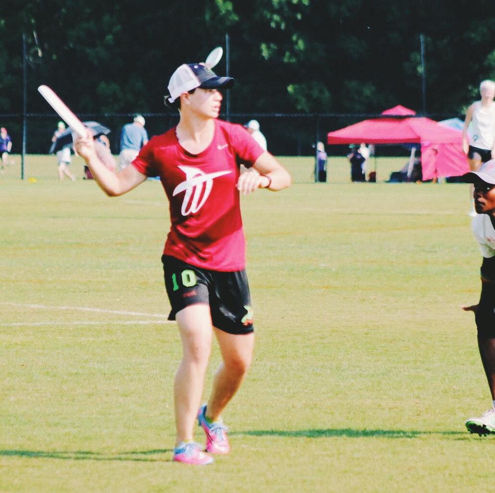 #10 McKenzie Geltz - Captain