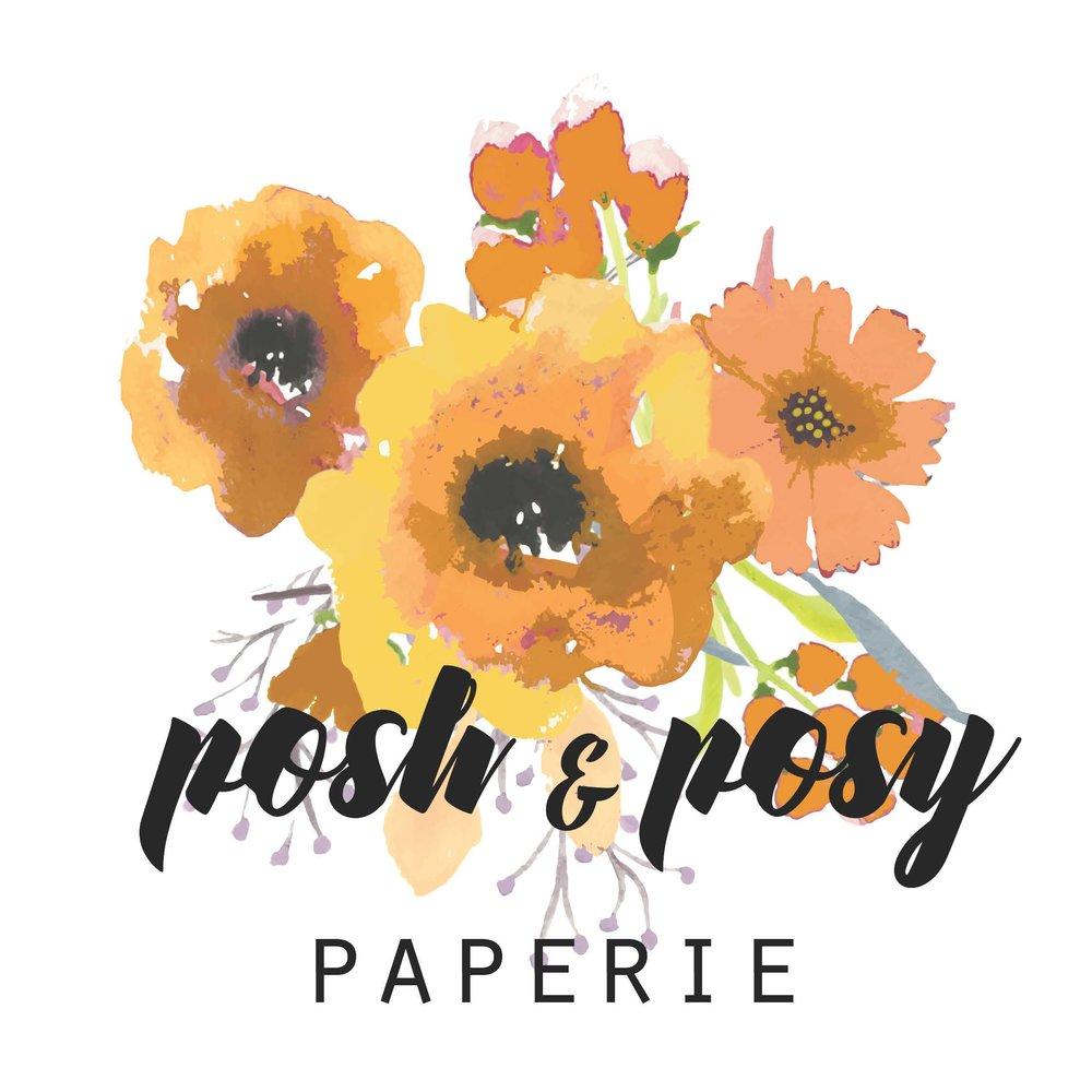 Posh & Posy Paperie