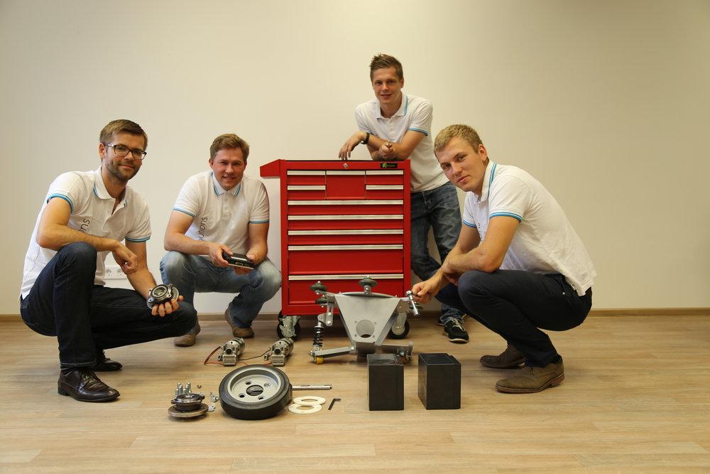 Squad Robotics - guiding companies into the autonomous era! -