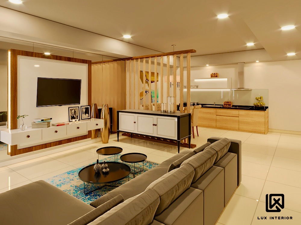 Living Room U0026 Kitchen Area