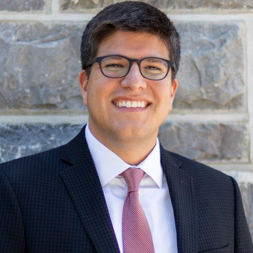 Juan Espinoza - President