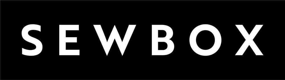 SEWBOX Logo Design