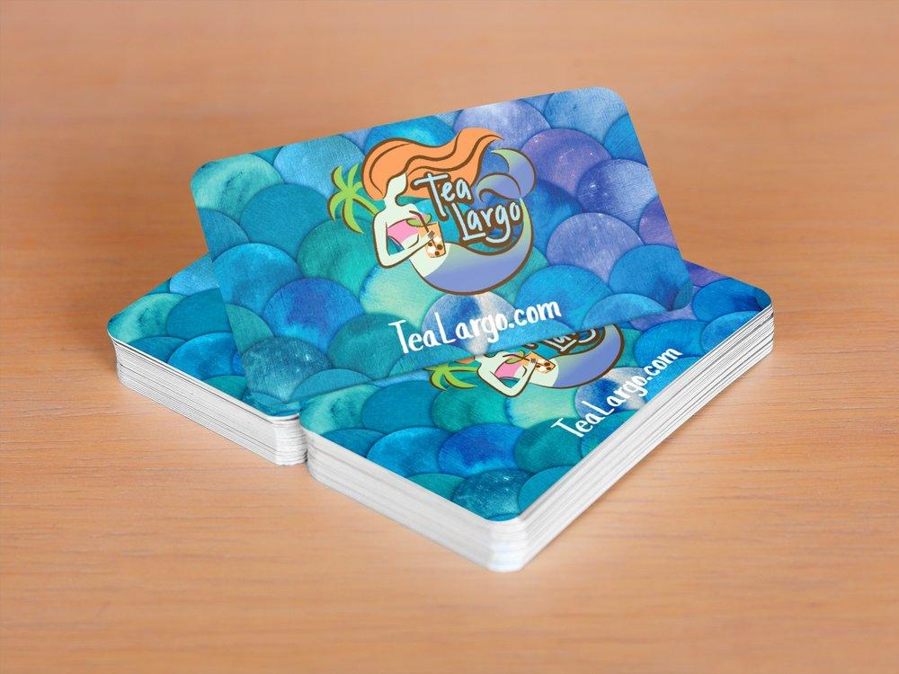 Teal+Largo+Lakeland+Florida+Gift+Card+Graphic+Designer