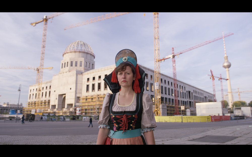 Die DDR Hat Es Nie Gegeben I Appell by Clarissa Thieme