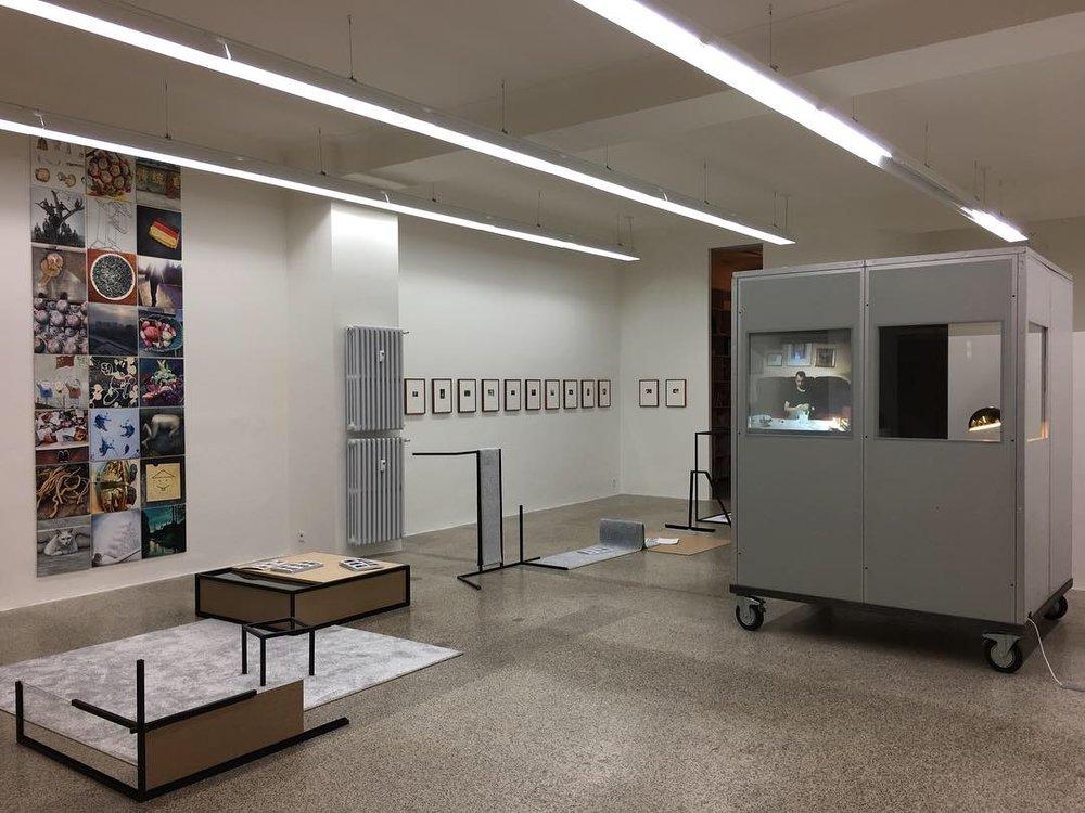 Vremeplov / Time Machine at Fotograf Gallery, Prague