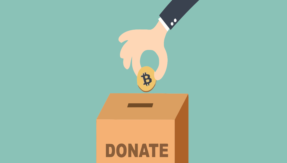 Cryptocurrency has accounted for the fastest growing form of charitable donation according to Fidelity Charitable.