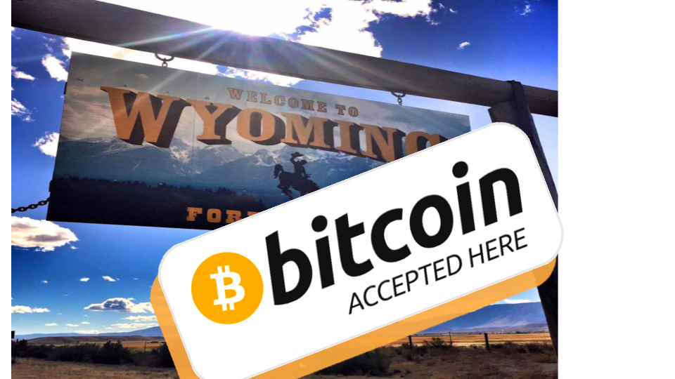 Wyoming has passed 2 bills in the H.o.R. allowing for less resistance on the adoption of Bitcoin and cryptocurrencies within the state.