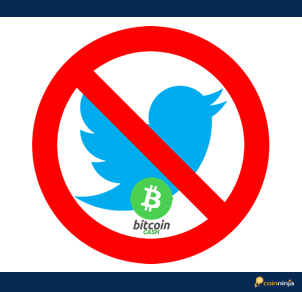 BCH Deception Exposed by Twitter -