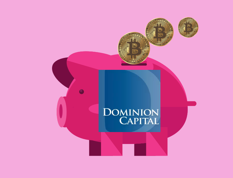 Dominion Capital wants to allow crypto asset holders the opportunity to borrow against their holdings.