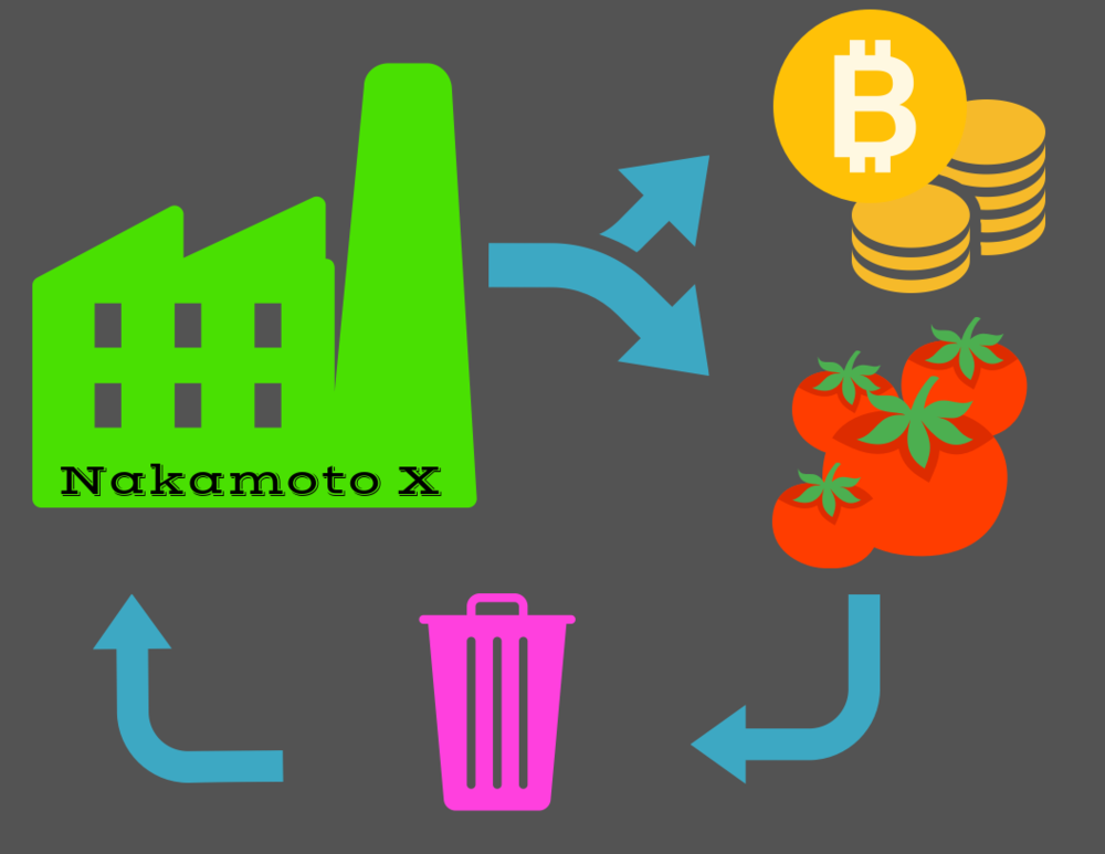 Inspiring idea from Czech crypto exchange and innovators, Nakamoto X