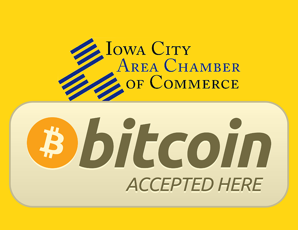 ICACC now accepts Bitcoin for membership fees. Maybe more application to come.