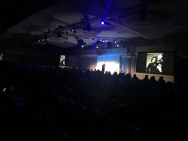 A late post but last week we tech managed another successful @_knowyourvalue conference but this time in #sanfrancisco . The load in and load out may not have been ideal but it was worth it. It's not every event that we get to take part in something that empowers women across the country to understand their value and to fight for what they deserve. Thank you to our friends @hudsongraynyc for including us on the project. // // // // // // // // #events #eventprof #ballroom #fairmont #bayarea #knowyourvalue #hudsongray #blackmagic #skaarhoj #hyperdeck #msi #casparcg #techmanagement #production #projectmanagement #rigging #teleprompter #audio #yamaha #rio #CL5 #atem #tvtech #tvtechmanagers