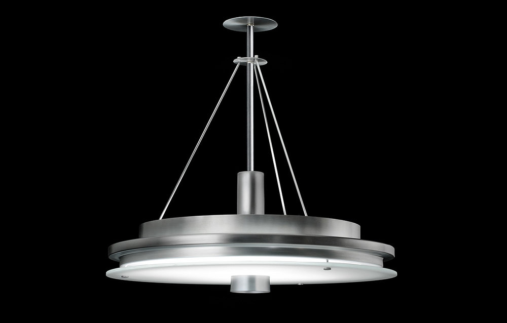 INCA II PENDANT WITH DOWNLIGHT