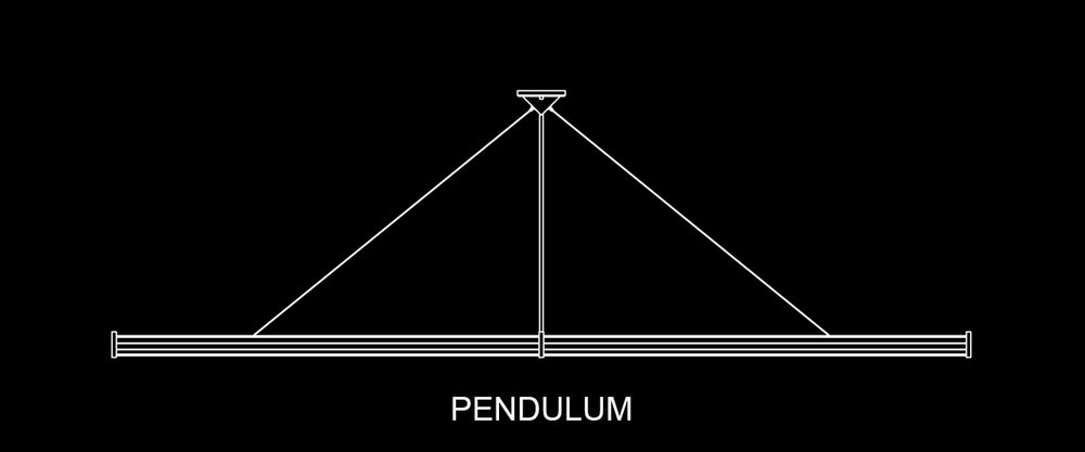 Copy of PENDULUM SUSPENSION