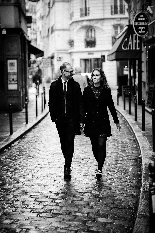 Brooks & Rachael - Paris, France