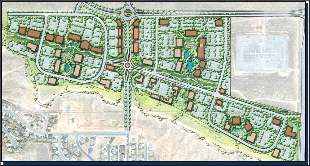 Laramie's New Tech Park
