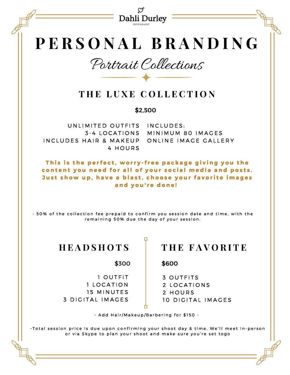Personal Branding Portrait Pricing Spring 2018 (1).jpg