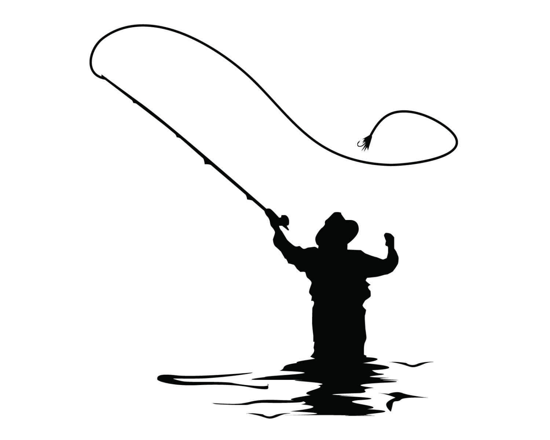Flying Fishing Class Keep Trophy Club Wild