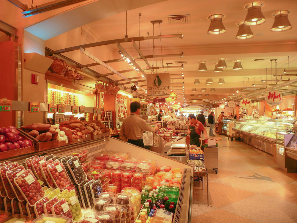 GRAND CENTRAL MARKET. PHOTO: LUCAS COMPAN
