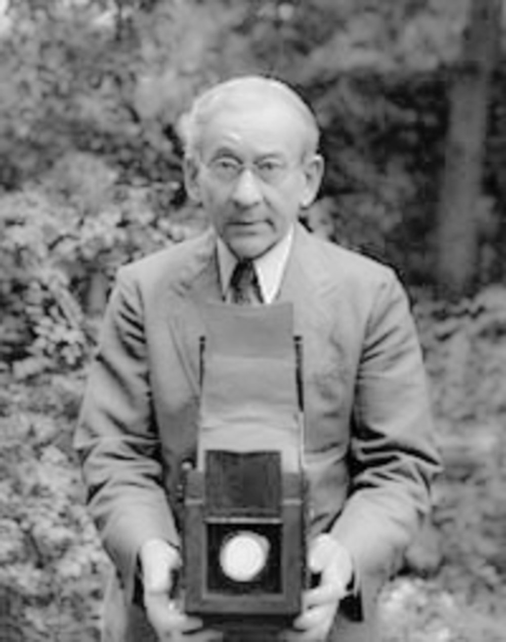 Lewis Wickes Hine, photograper and sociologist.  Click here to learn more .