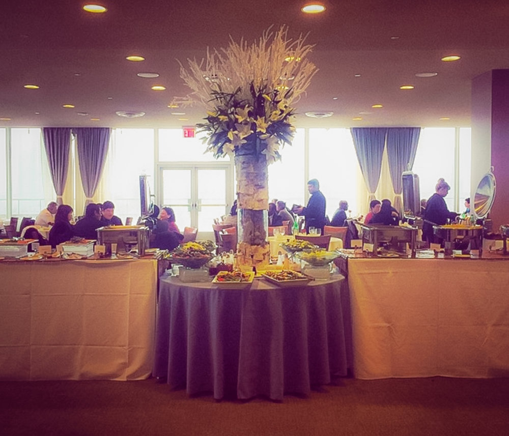 United Nations Delegates Dining Hall