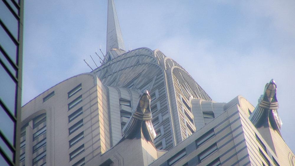 chrysler building. photo: lucas compan