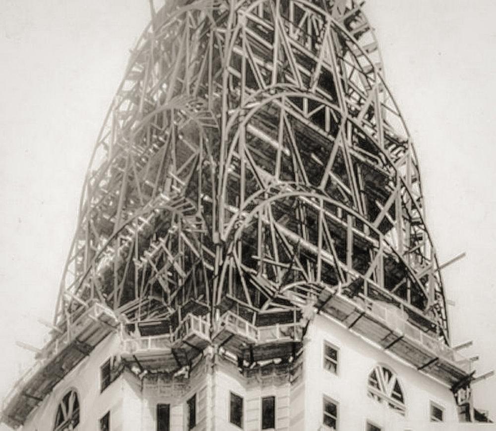 chrysler-building-construction-agostina-cois-piccola-new-yorker-pianificazioni-di-viaggio-a-new york