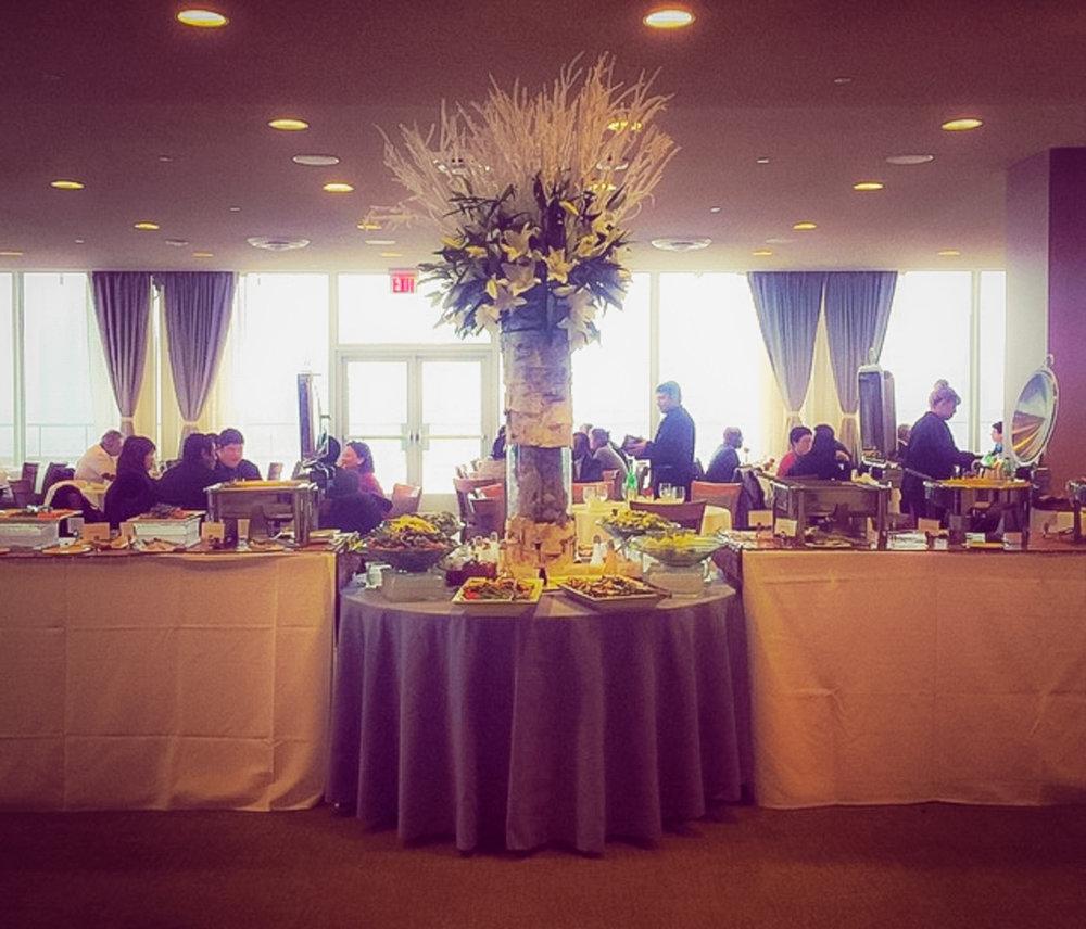 united nations delegate dining room